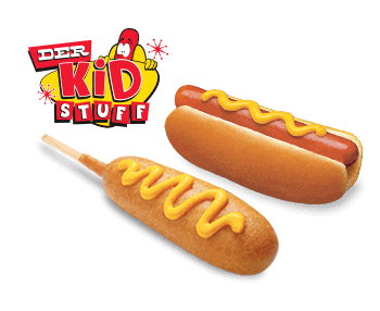 Wienerschnitzel Kids Meals