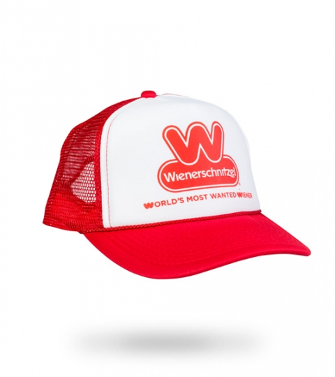 The World's Most Wanted Trucker Hat