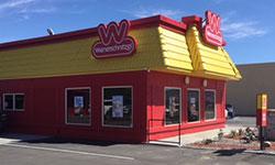 Wienerschnitzel Sierra hwy & Mono street in Mojave