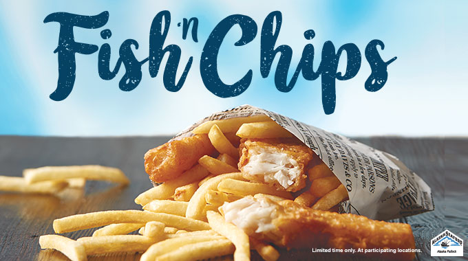 Media - WIENERSCHNITZEL BRINGS BACK FISH AND CHIPS FOR SPRING