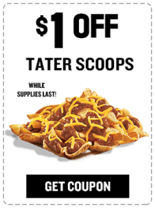 Tater Scoops
